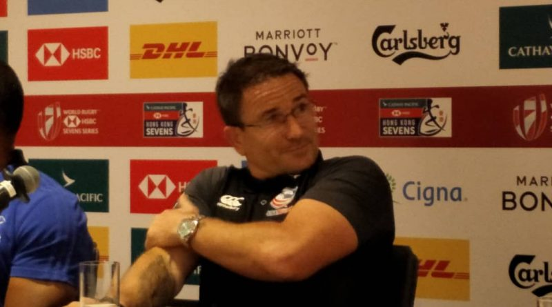Eagles technically and tactically better than Fiji, USA coach Mike Friday says