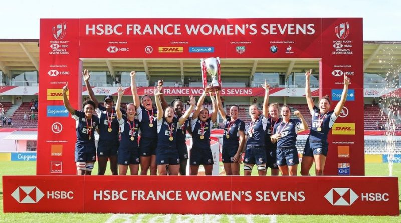 USA win in Biarritz for first title as New Zealand claim world series