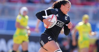 Black Ferns Sevens star Portia Woodman happy to return when the time is right