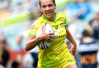 Rugby Sevens a model for gender equity in Australia, says Olympic star Evania Pelite