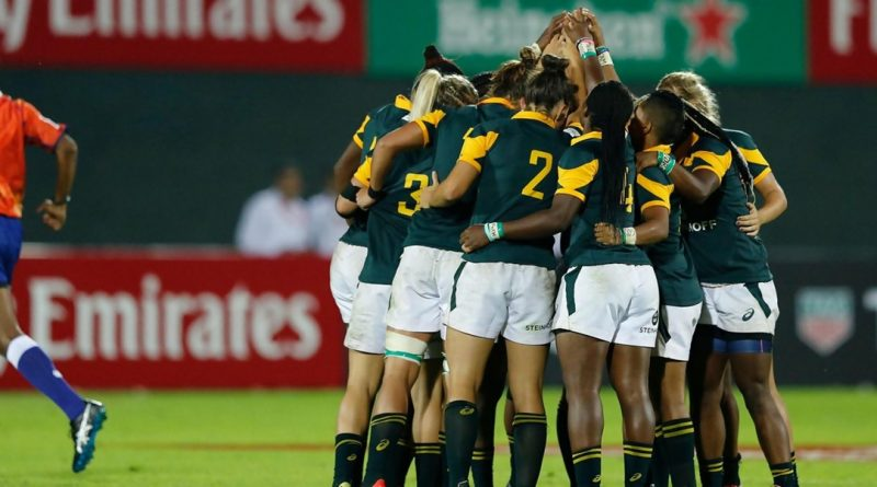 South Africa using reality TV show to boost women's sevens squad