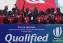 Kenya's women qualify for Olympic Games sevens event