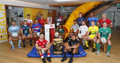 Teams preparing for Olympics while competing for Sevens Series