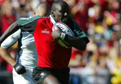 Former Kenyan Sevens Star Allan Makaka dies in a car accident