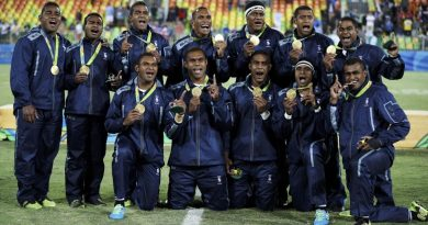Team Fiji to be branded underdogs in Olympic Games