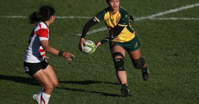Australia sevens not so secret weapon