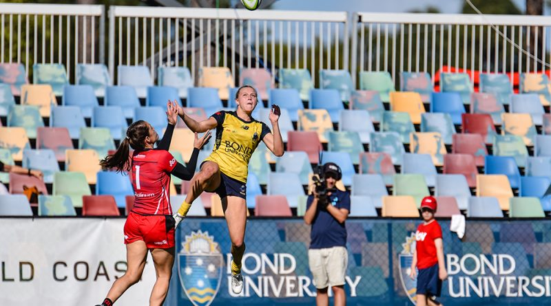 Bond Uni wins final round of Aon 7s